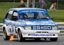 MG Metro Turbo picture by Jeff Bloxham